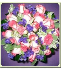 W009-玫瑰花球